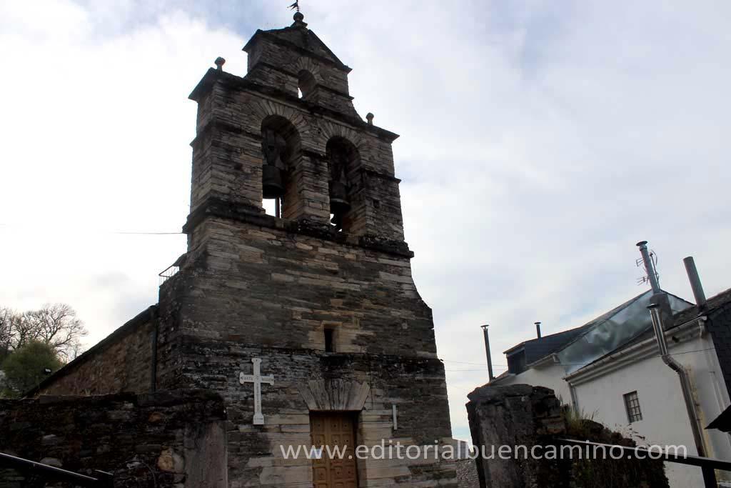 Iglesia de San Nicolás en Trabadelo