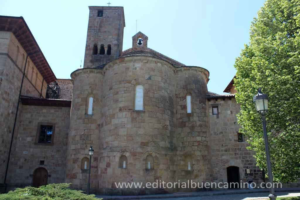 Monasterio de Leyre.