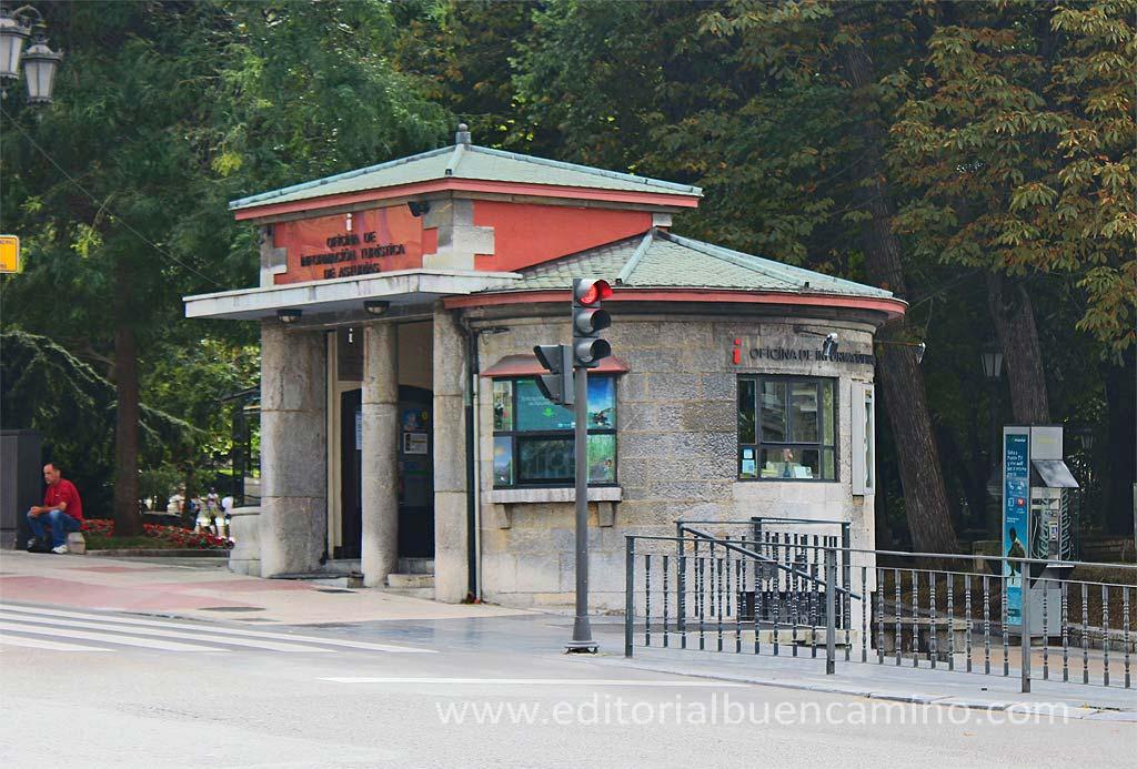 Oviedo camino de santiago gu a definitiva etapas for Oficina turismo asturias