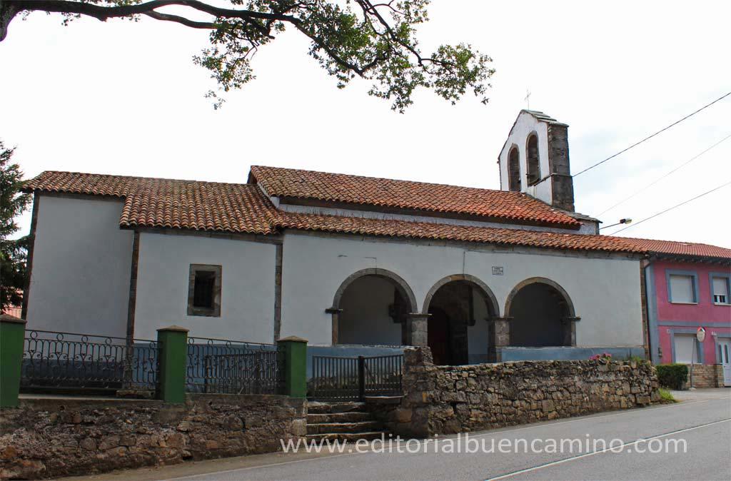 Iglesia de los santos Justo y Pastor en El Pedregal