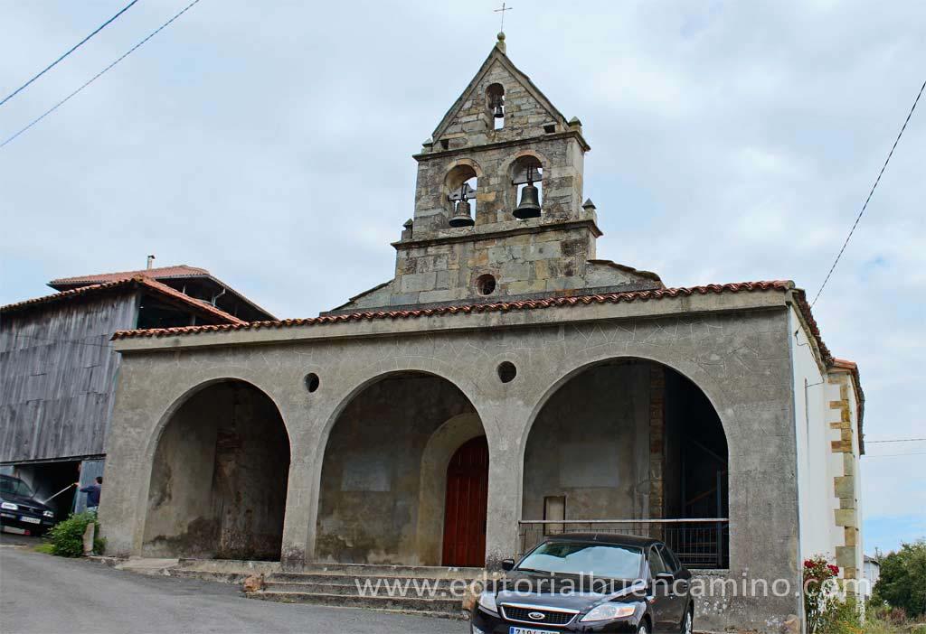 Iglesia de Santo Tomás en La Pereda