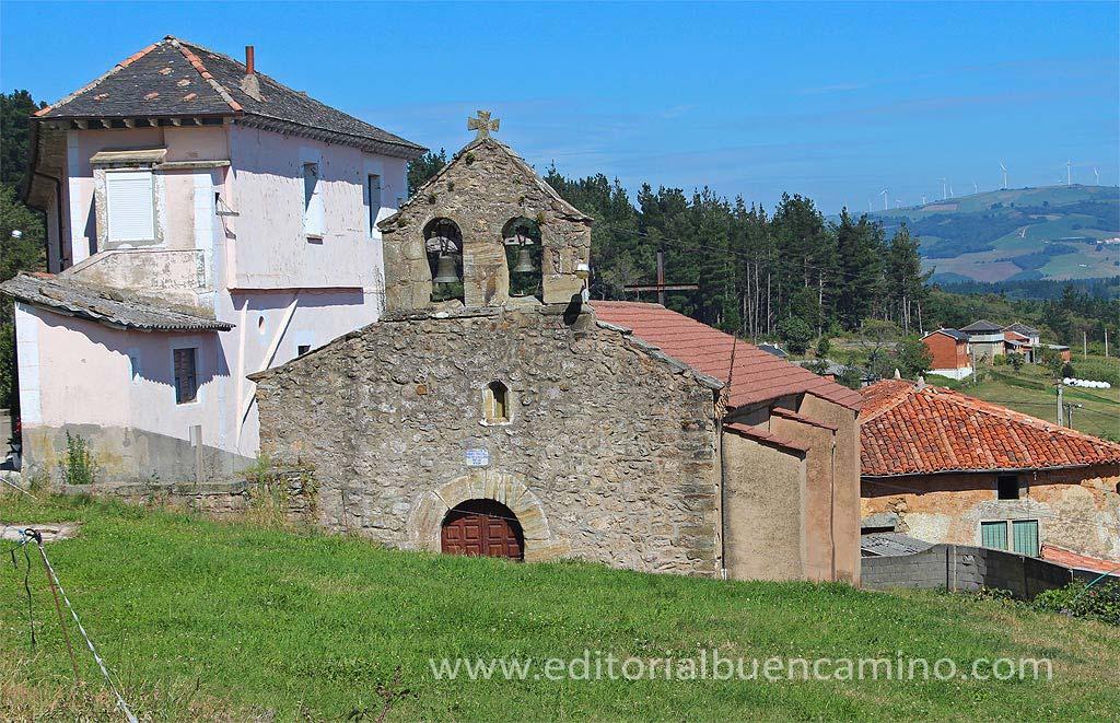 Iglesia de Santa María de Borres