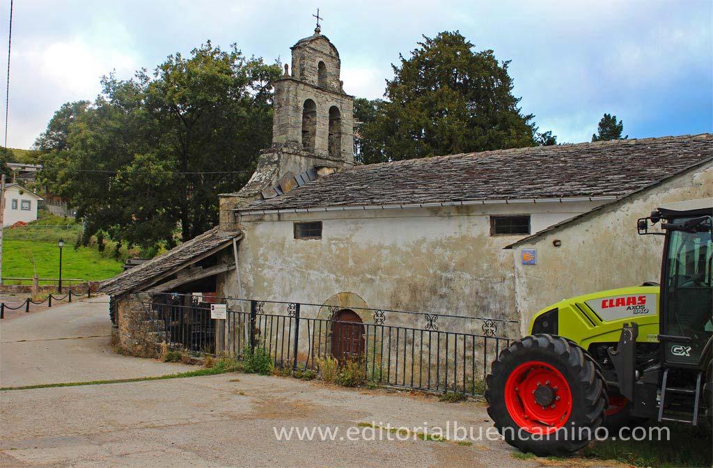 Iglesia de Santa María de Berducedo
