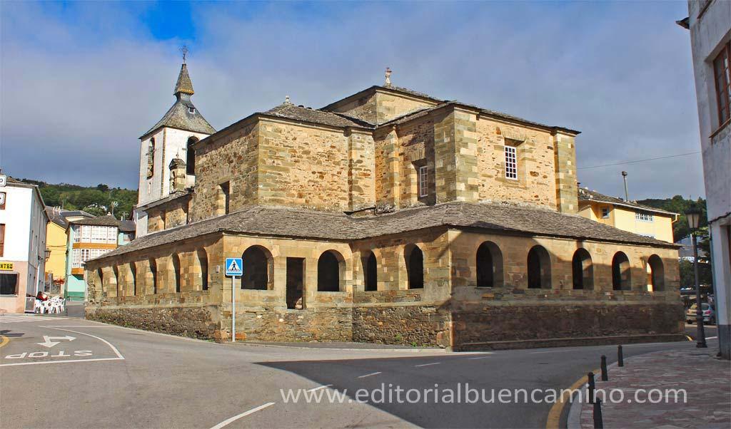 Iglesia de San Salvador de las Grandas de Salime