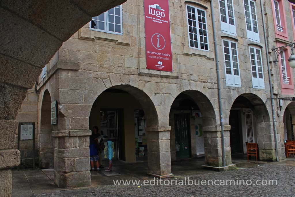 Oficina de Turismo de Lugo