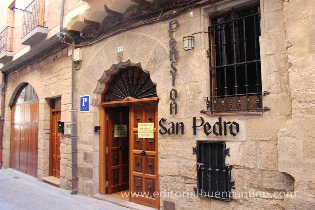 Pensión San Pedro **
