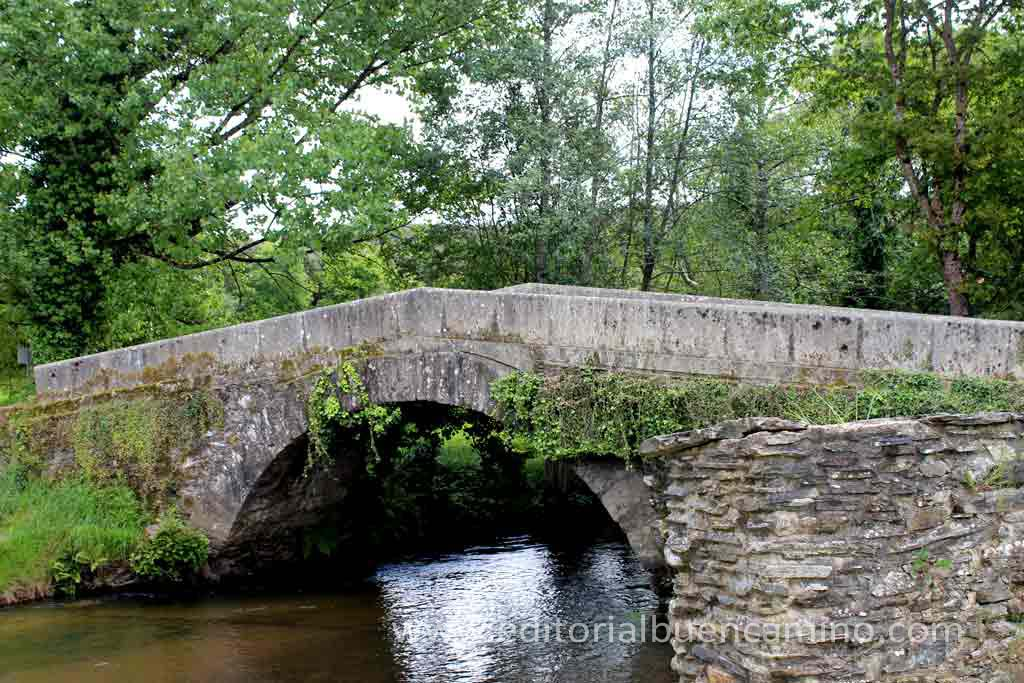 Puente Medieval de Ribadiso