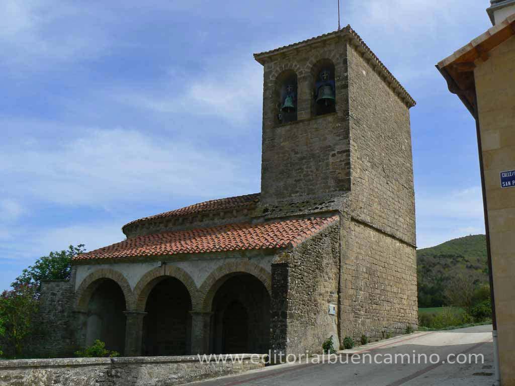 Parroquia de San Pedro de Abinzano