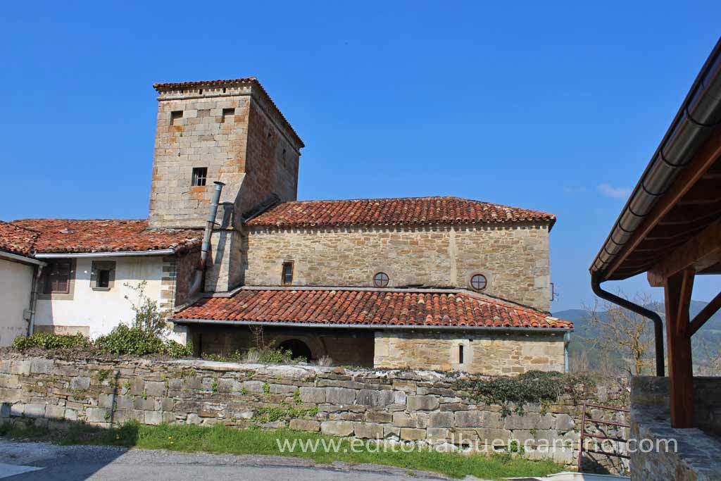 Iglesia de la Transfiguración de Akerreta