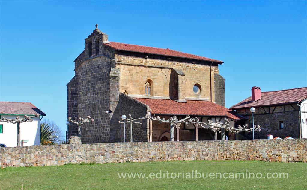 Ermita de San Martín de Tours