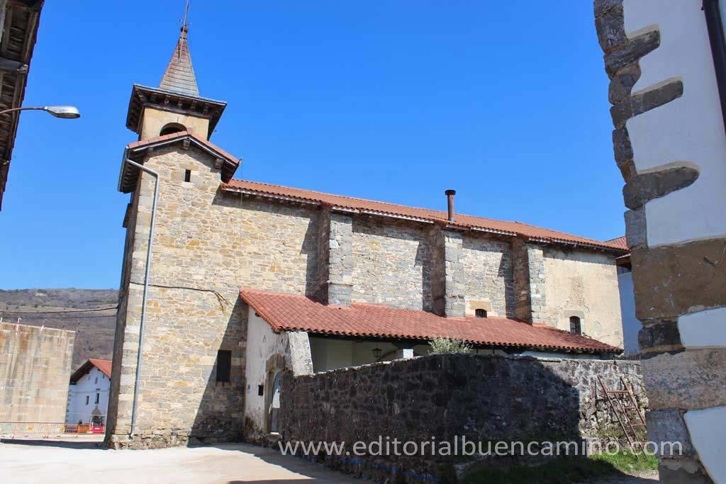 Iglesia de San Pedro de Bizkarreta