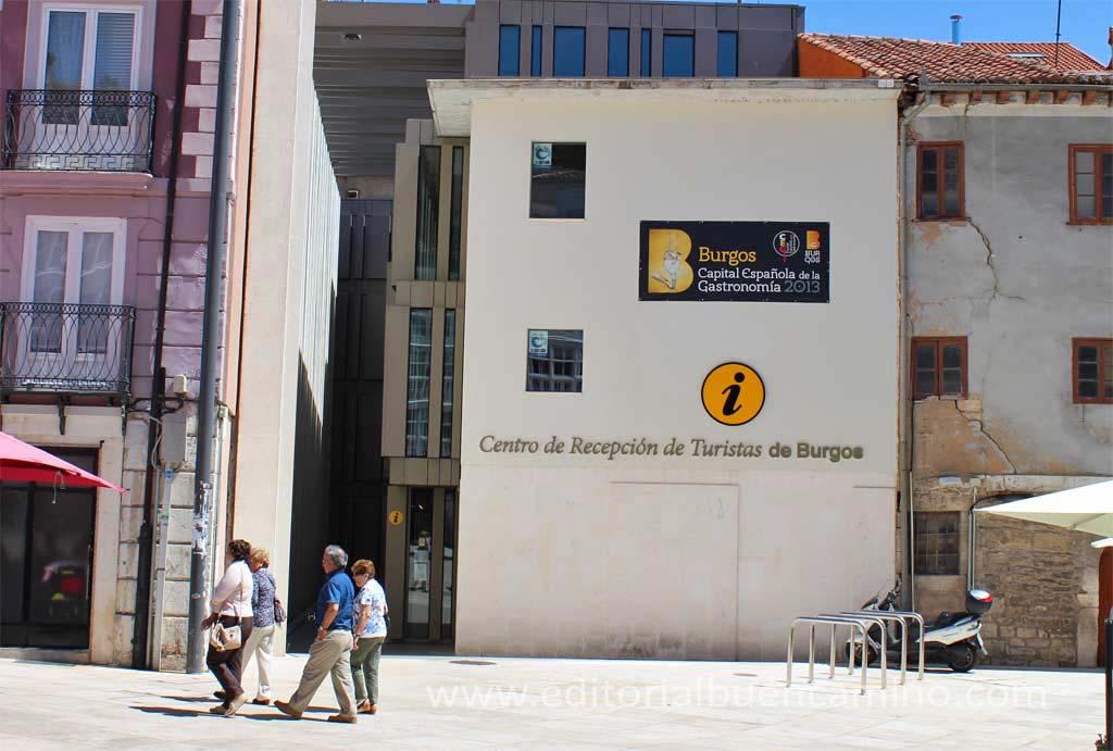 Burgos camino de santiago for Oficina turismo burgos