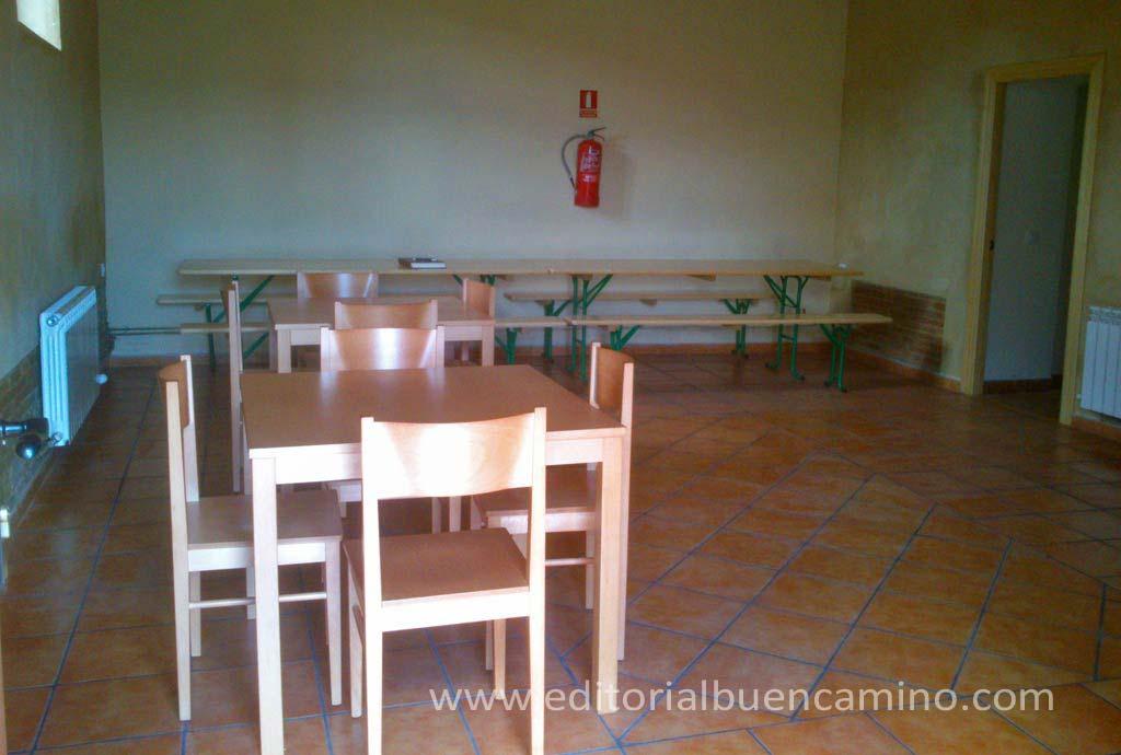 Albergue de peregrinos municipal San Roque
