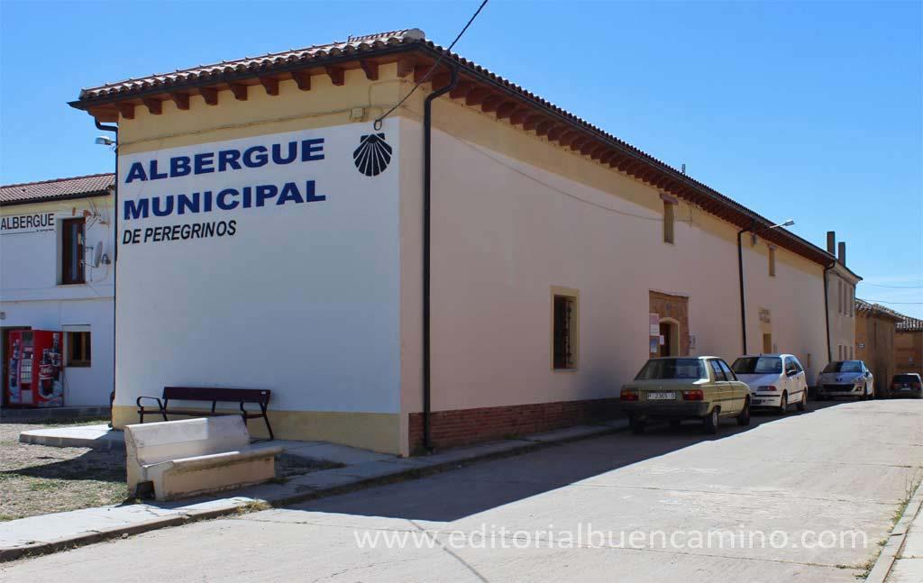 Albergue de peregrinos municipal de Calzadilla de la Cueza
