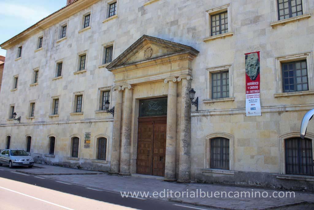 Biblioteca Jacobea en Carrión de los Condes