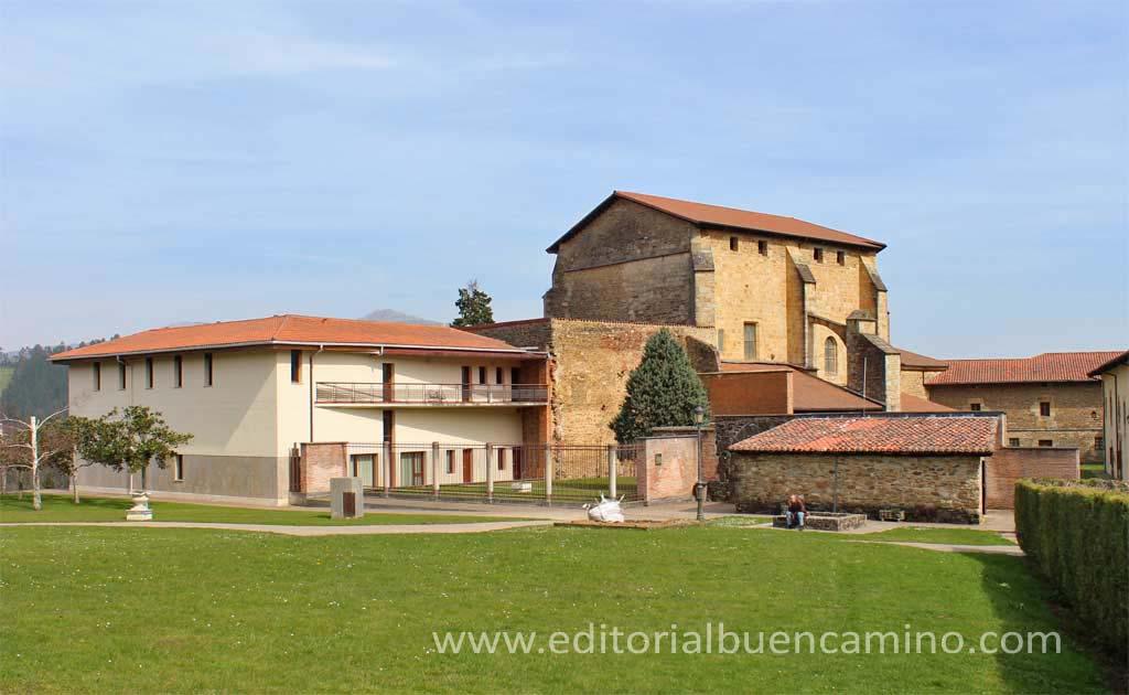 Albergue de peregrinos del Monasterio de Ziortza (Zenarruza)