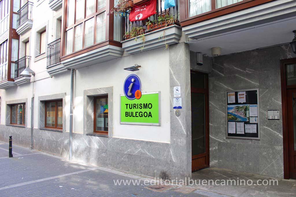 Oficina de Turismo de Deba