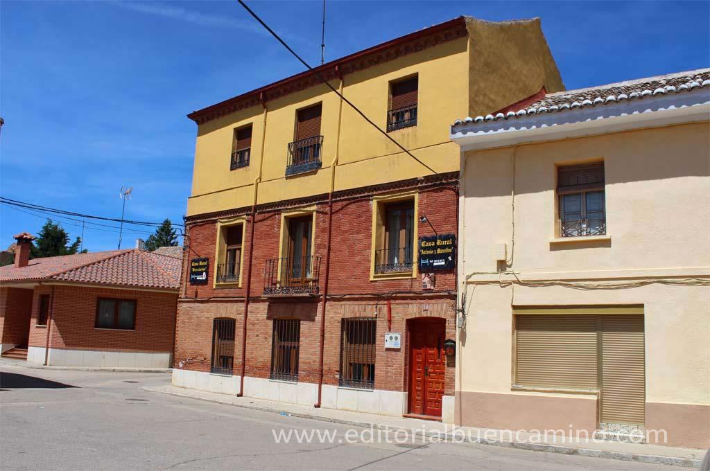 Casa Rural Serviarias y Antonio y Marcelino