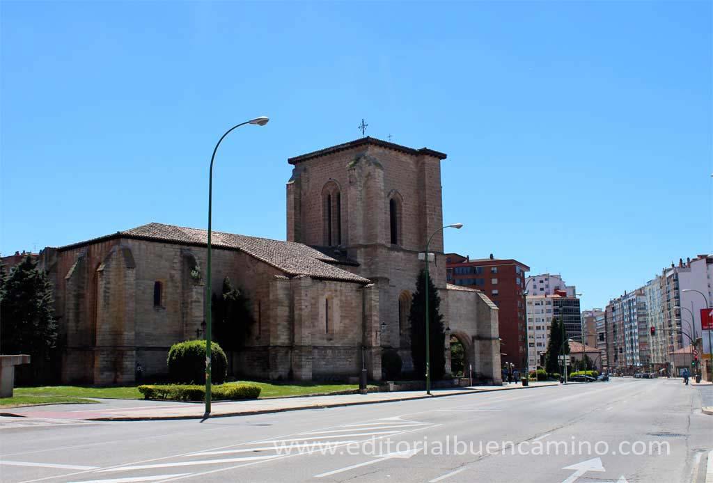 Iglesia de Nuestra Señora la Real y Antigua de Gamonal.