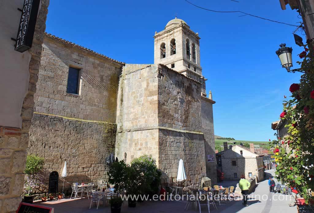 Iglesia de la Inmaculada de Hontanas