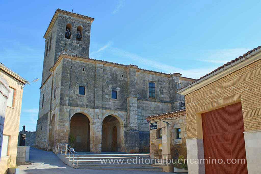 Iglesia parroquial de Hornillos