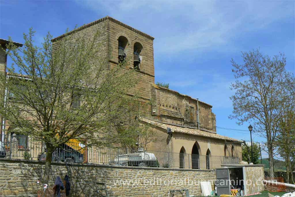Parroquia de San Martín de Izco