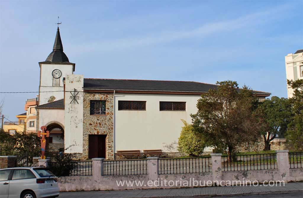 Iglesia de San Miguel de Mohices