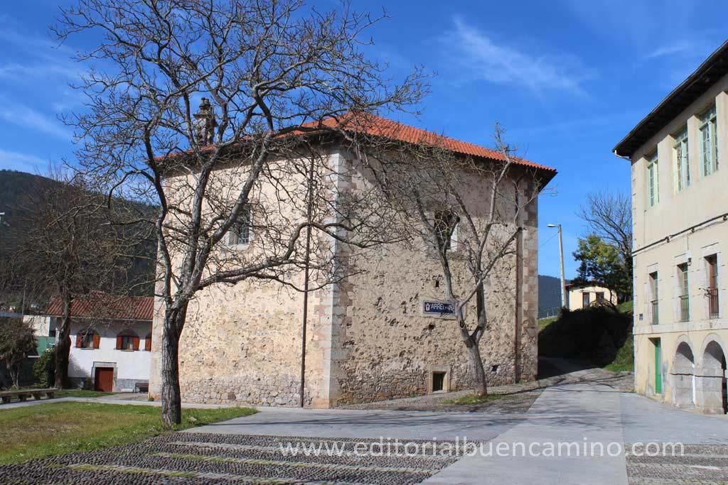 Ermita de San Miguel de Arretxinaga