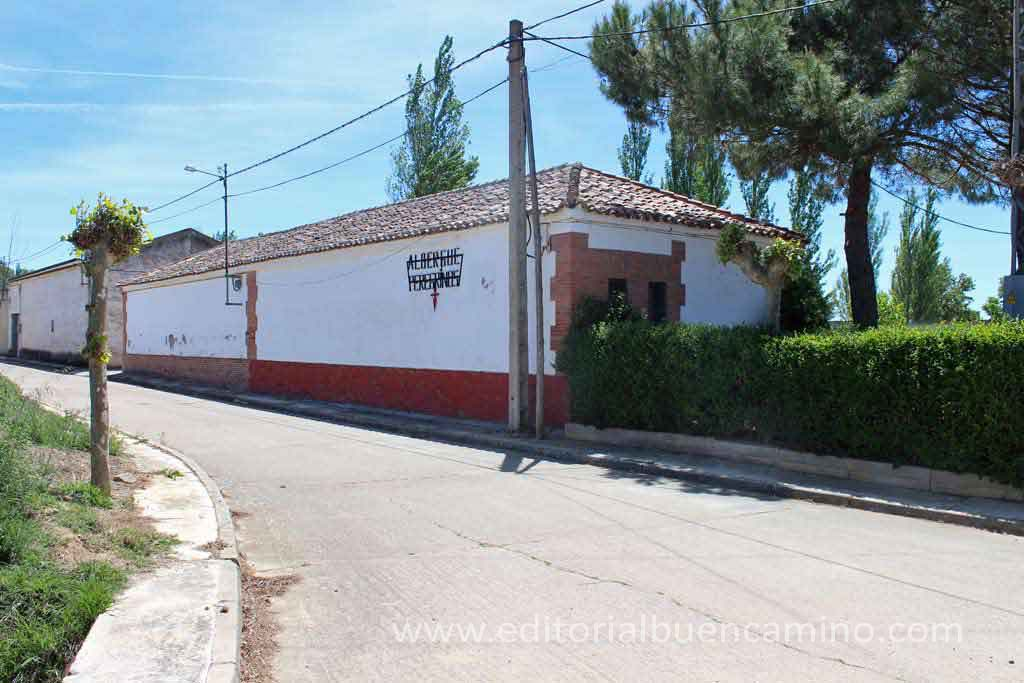 Albergue de peregrinos municipal de Población de Campos