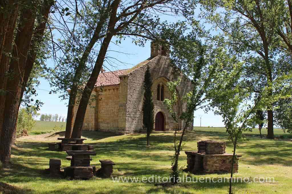 Ermita de San Miguel en Población de Campos