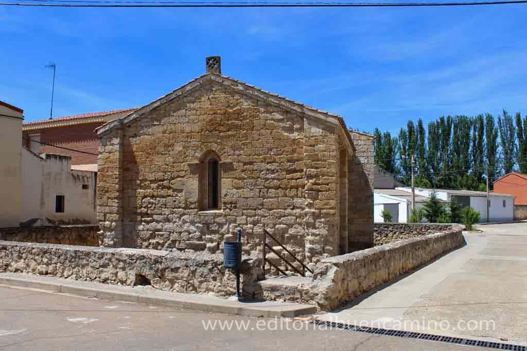 Ermita de Nuestra Señora del Socorro en Población de Campos.