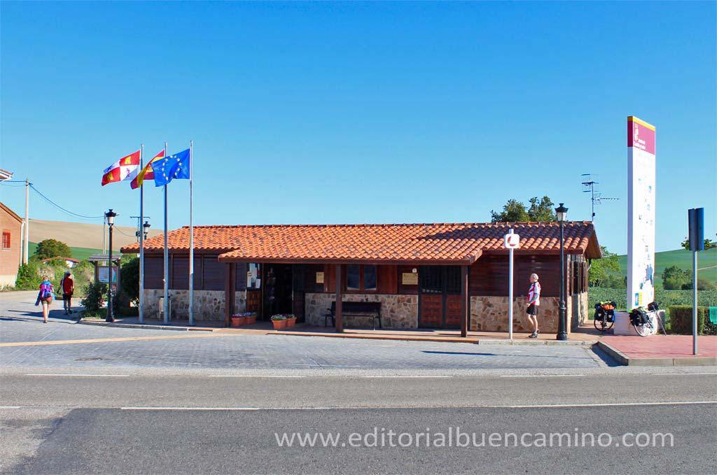 Caseta de Información Municipal de Redecilla del Camino