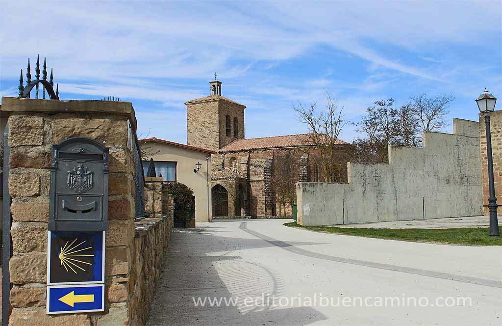 Parroquia de San Miguel de Salinas de Ibargoiti.