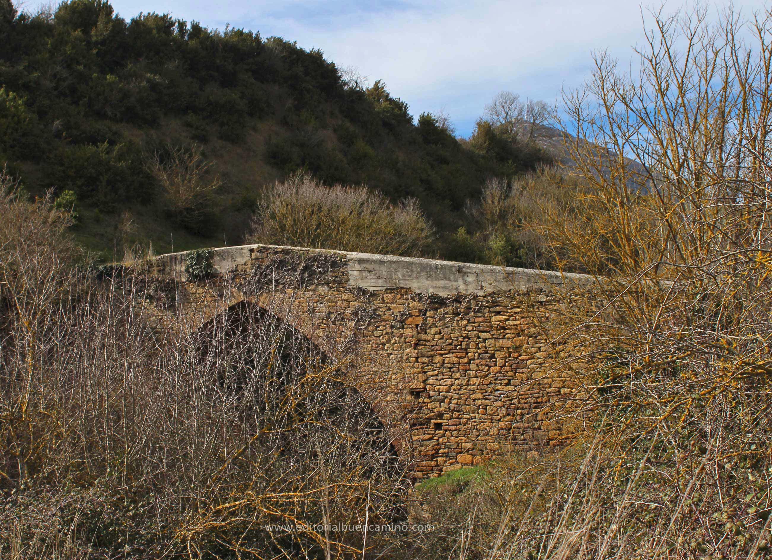 Puente de Salinas de Ibargoiti