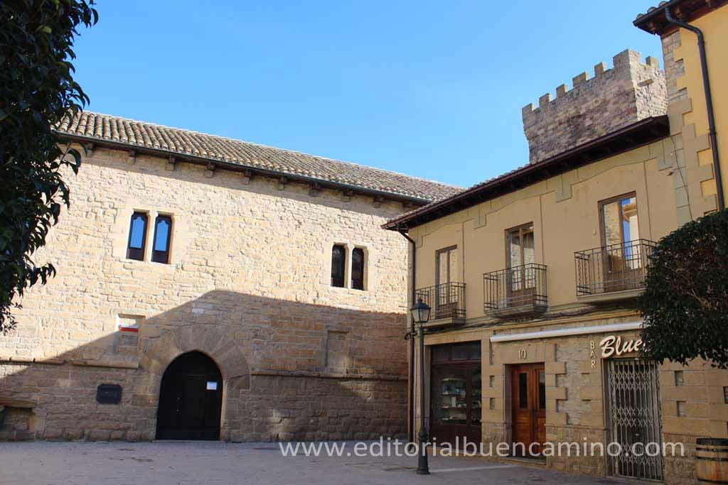 Palacio de los Reyes de Navarra de Sangüesa