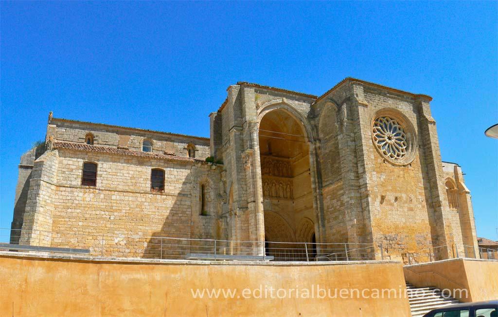 Iglesia de Santa María la Blanca de Villalcázar de Sirga