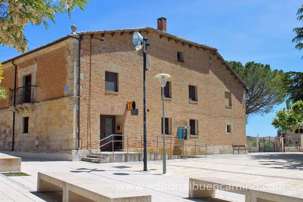 Oficina de Turismo Municipal de Villalcázar de Sirga
