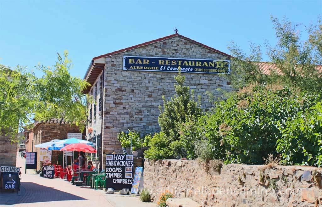 Albergue y Centro de Turismo Rural El Caminante
