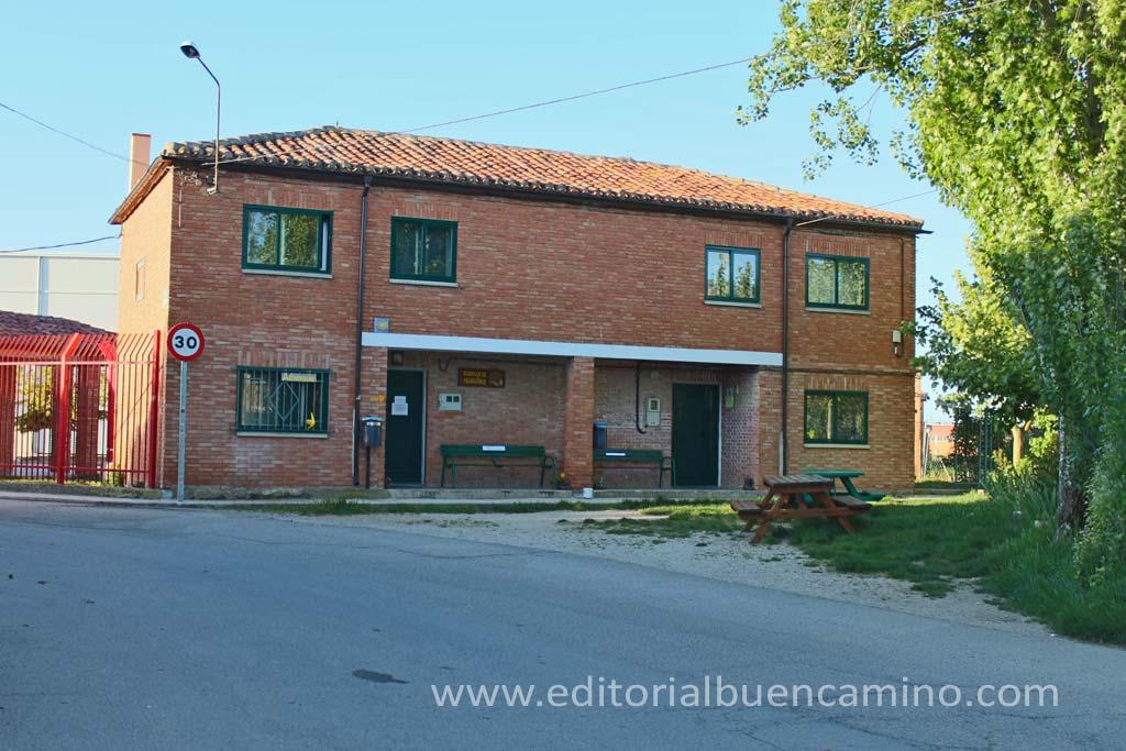 Albergue municipal de Tardajos