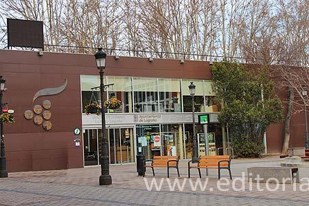 Oficina de Turismo de Logroño