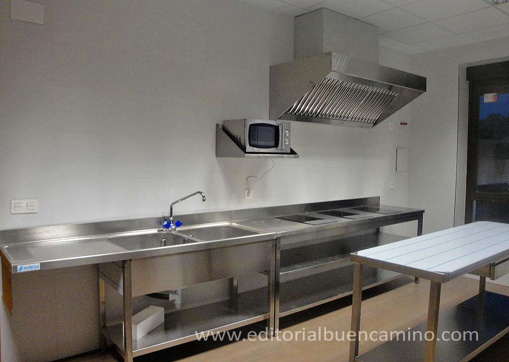Nuevo albergue municipal CERRADO