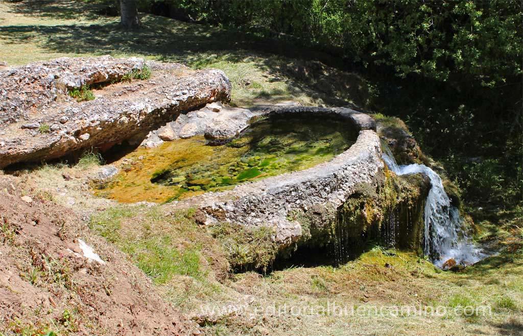 Fuente y ermita de Nuestra Señora de Oca
