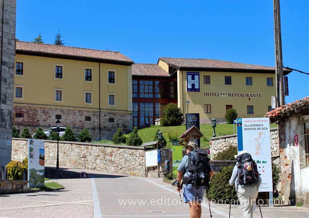 Albergue de peregrinos San Antón Abad
