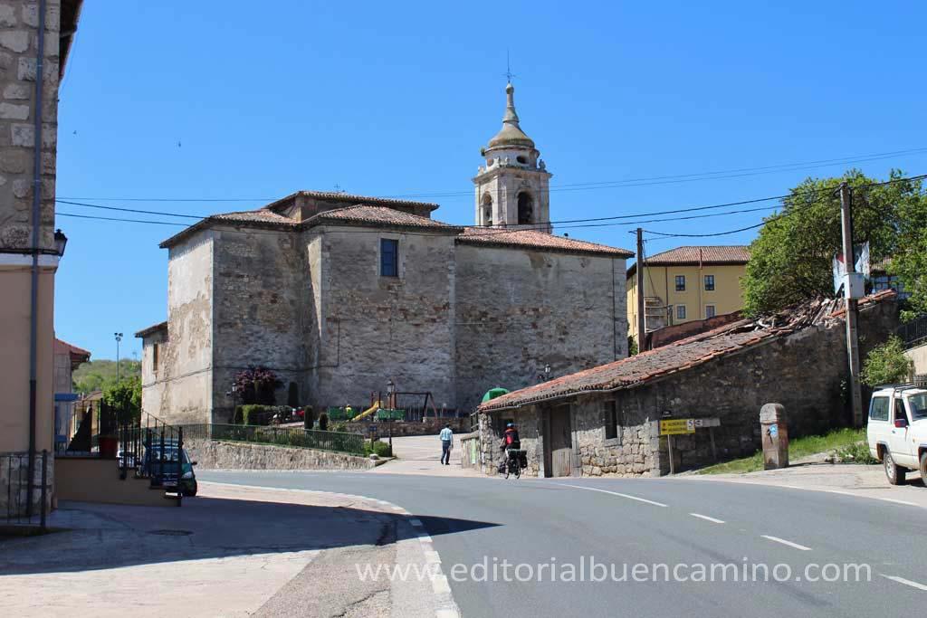 Nociones de arte e historia de Villafranca - Montes de Oca