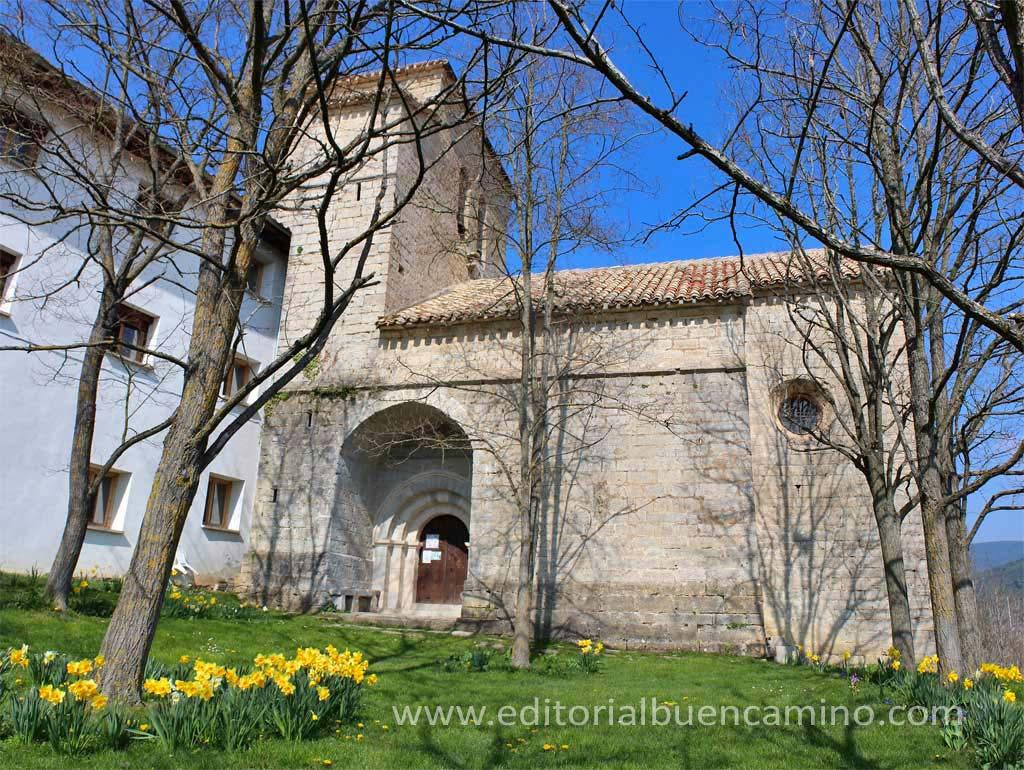 Iglesia de San Esteban de Zabaldika