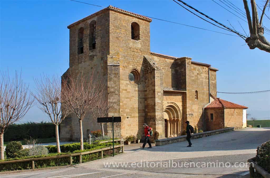 Iglesia parroquial de Zariquiegui